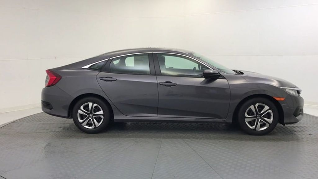 2018 Honda Civic Sedan LX CVT - 18077321 - 8