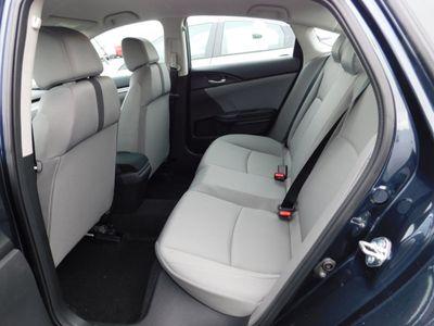 2018 Honda Civic Sedan LX Manual - Click to see full-size photo viewer