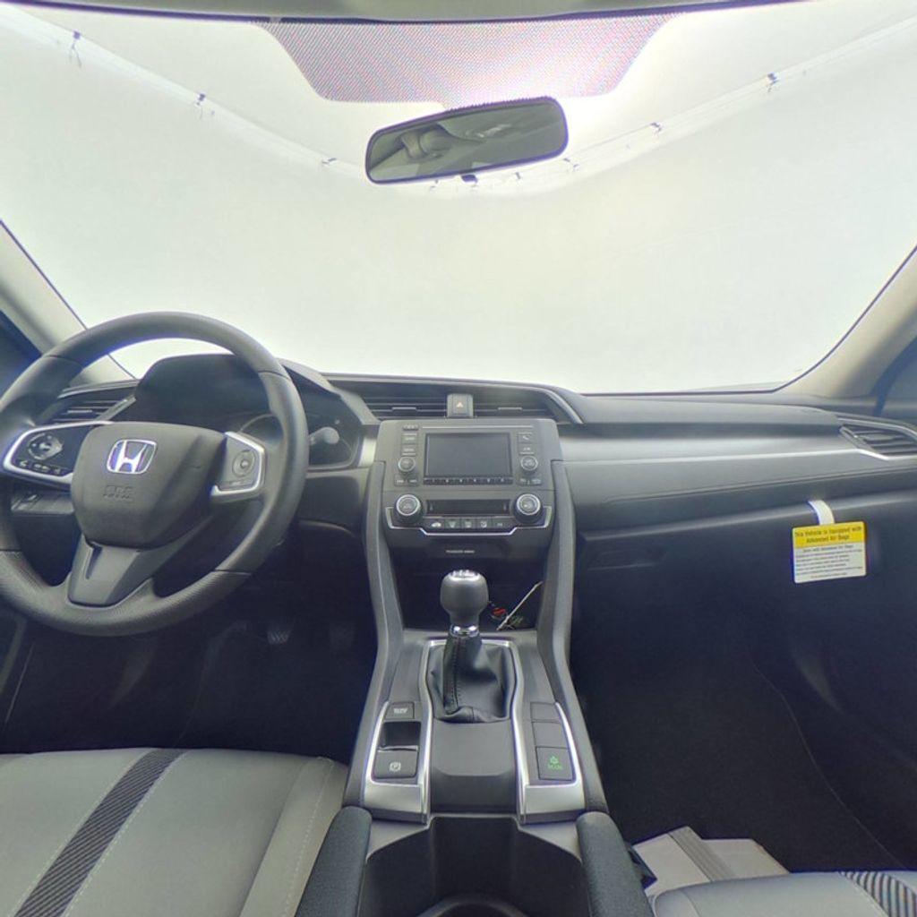 2018 New Honda Civic Sedan Lx Manual At Round Rock Honda Serving Rh  Roundrockhonda Com 1997