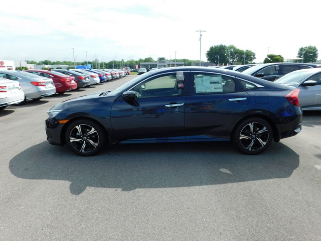 2018 Honda Civic Sedan Touring CVT - 17665124 - 1