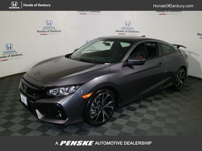 New 2018 Honda Civic Si Coupe