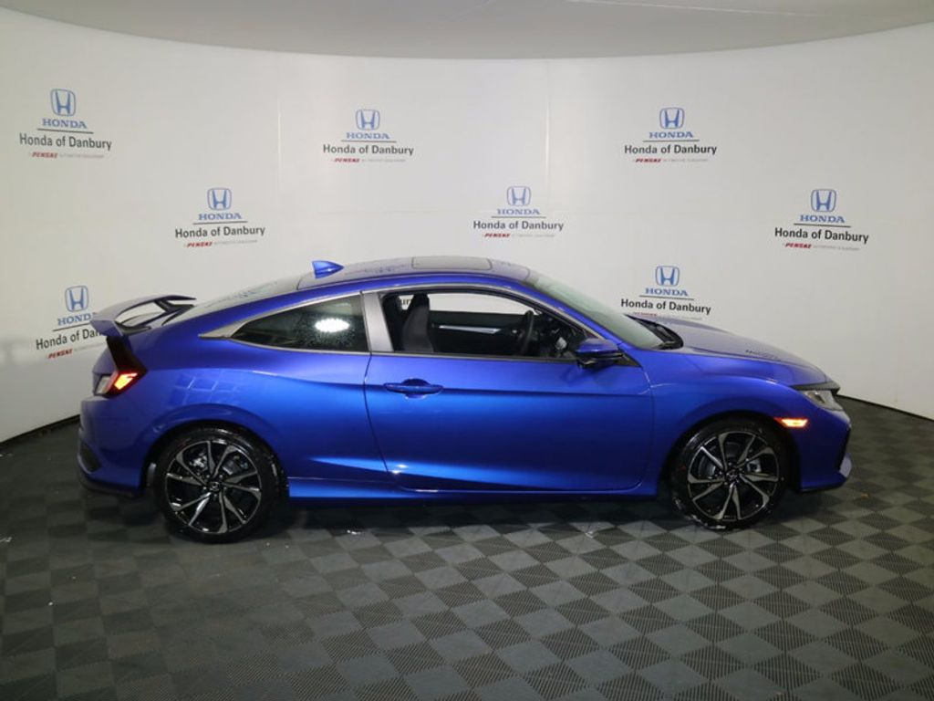 2018 Honda Civic Si Coupe Manual - 17138402 - 2