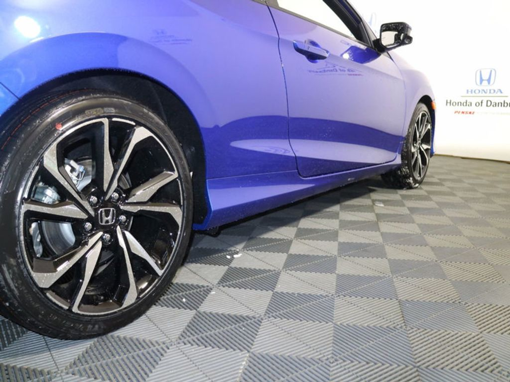 2018 Honda Civic Si Coupe Manual - 17138402 - 3