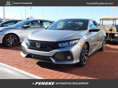 2018 Honda Civic Si Coupe Manual - Click to see full-size photo viewer