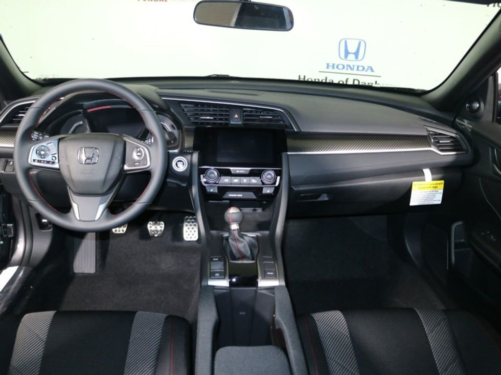 2018 Honda Civic Si Sedan Manual - 17360497 - 12