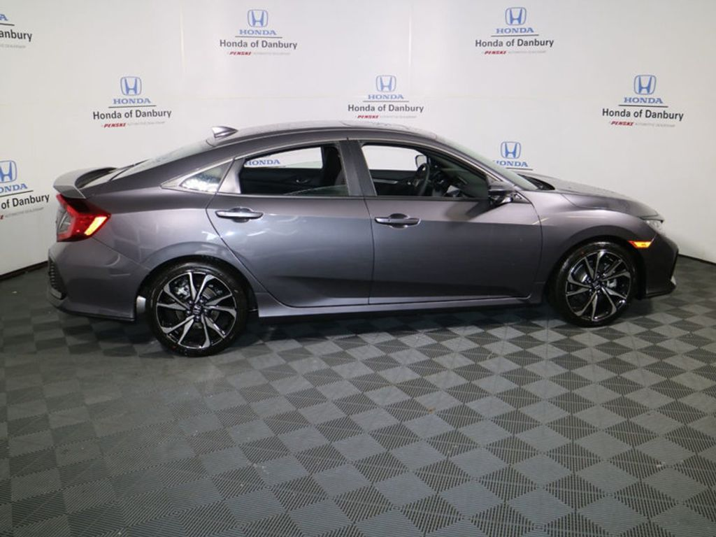 2018 Honda Civic Si Sedan Manual - 17360497 - 2