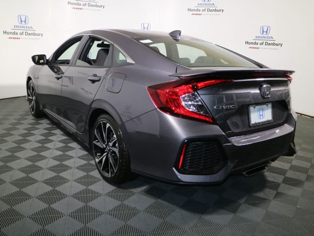 2018 Honda Civic Si Sedan Manual - 17360497 - 4