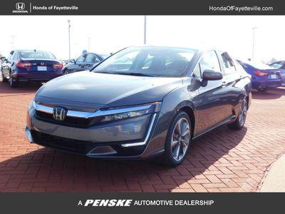 New 2018 Honda Clarity Plug-In Hybrid CLARITY PLUG-IN CLARITY PLUG-IN TRG Sedan