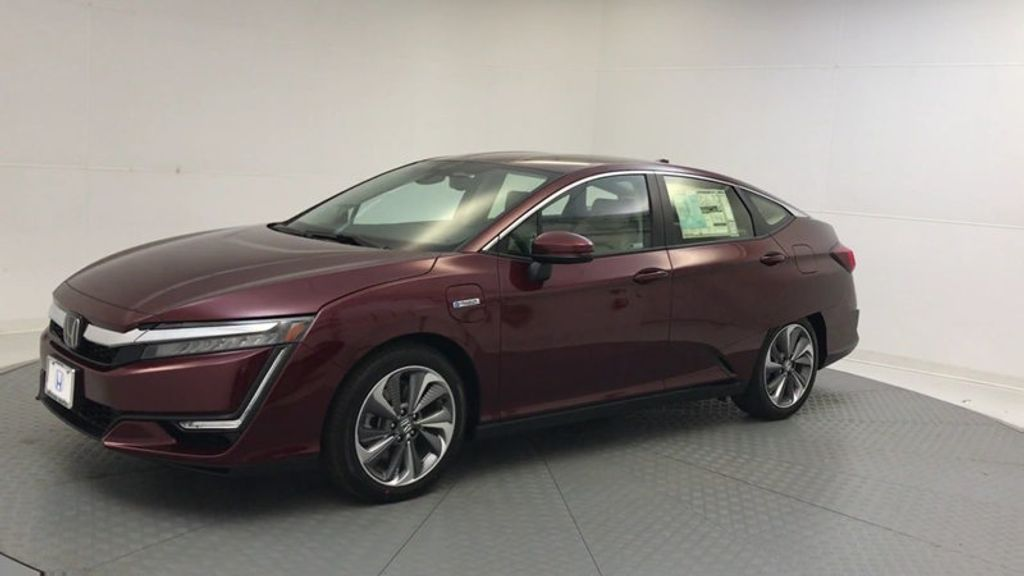 2018 Honda Clarity Plug-In Hybrid Sedan - 17423952 - 3