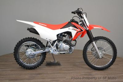 2018 Honda CRF125F NEW In Stock Now! - Click to see full-size photo viewer