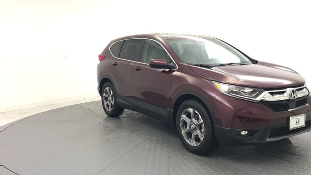 Dealer Video - 2018 Honda CR-V EX 2WD - 18178248
