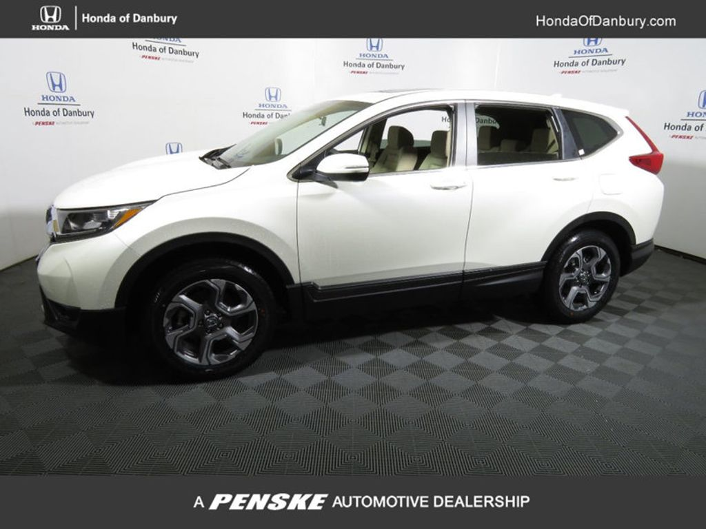 Dealer Video - 2018 Honda CR-V EX AWD - 17340430