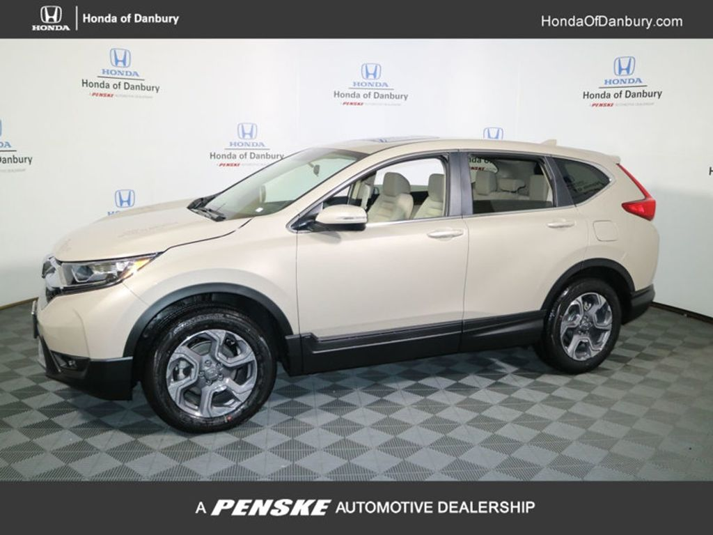 Dealer Video - 2018 Honda CR-V EX AWD - 17993588