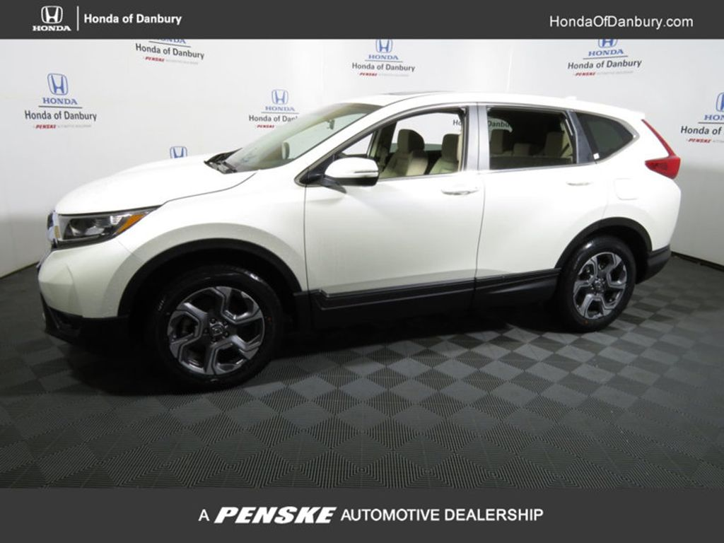 Dealer Video - 2018 Honda CR-V EX AWD - 18050377