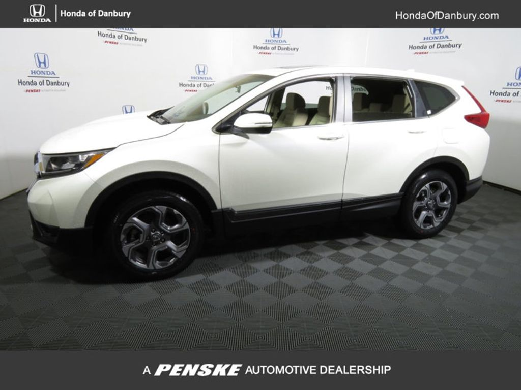 Dealer Video - 2018 Honda CR-V EX AWD - 18115293