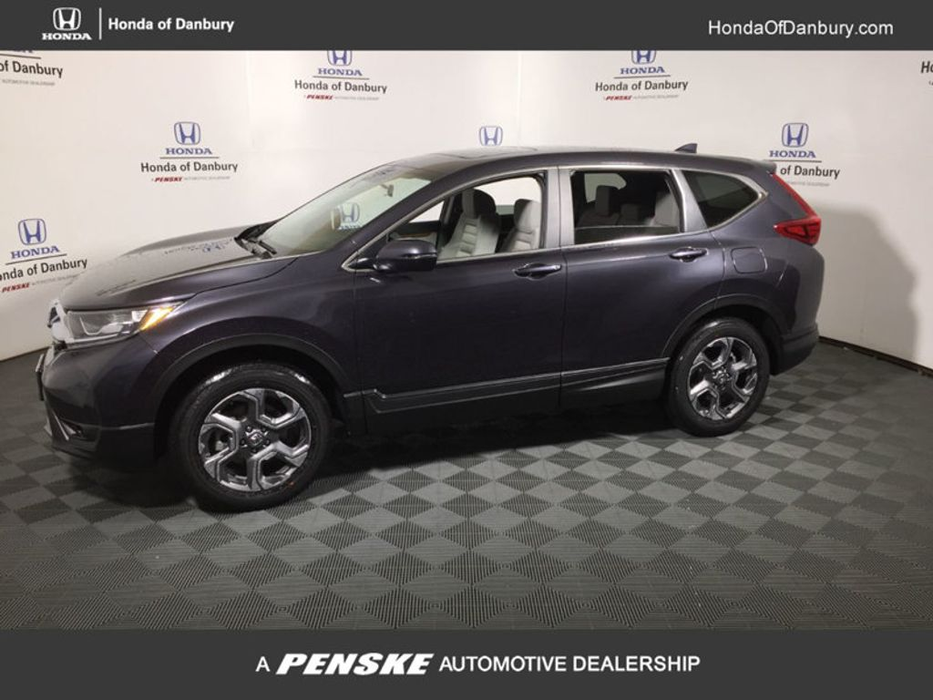 Dealer Video - 2018 Honda CR-V EX AWD - 18157652