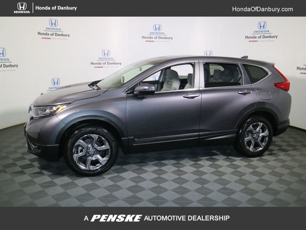 Dealer Video - 2018 Honda CR-V EX AWD - 18345295