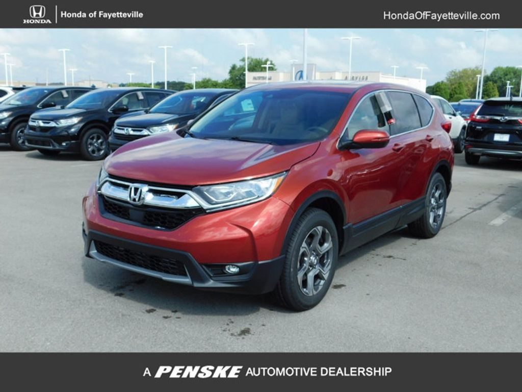 Dealer Video - 2018 Honda CR-V EX AWD - 17935675