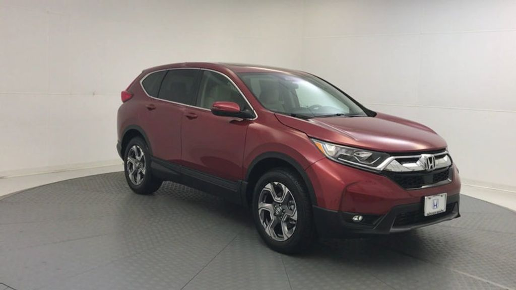Dealer Video - 2018 Honda CR-V EX AWD - 17516638