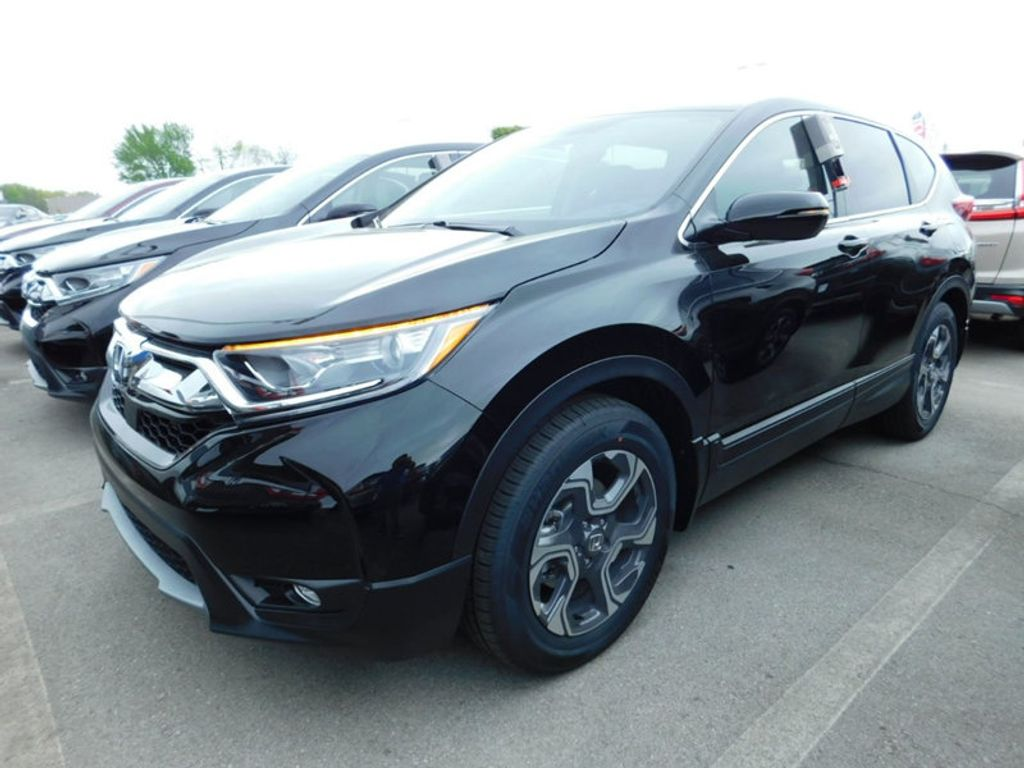 Dealer Video - 2018 Honda CR-V EX-L 2WD - 17615395
