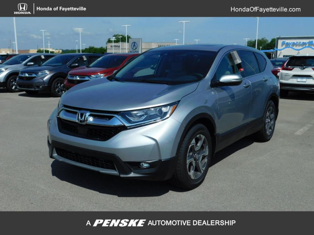 Dealer Video - 2018 Honda CR-V EX-L 2WD - 17893667