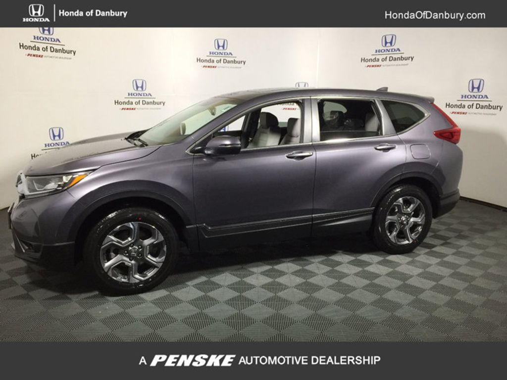 Dealer Video - 2018 Honda CR-V EX-L AWD - 17086852