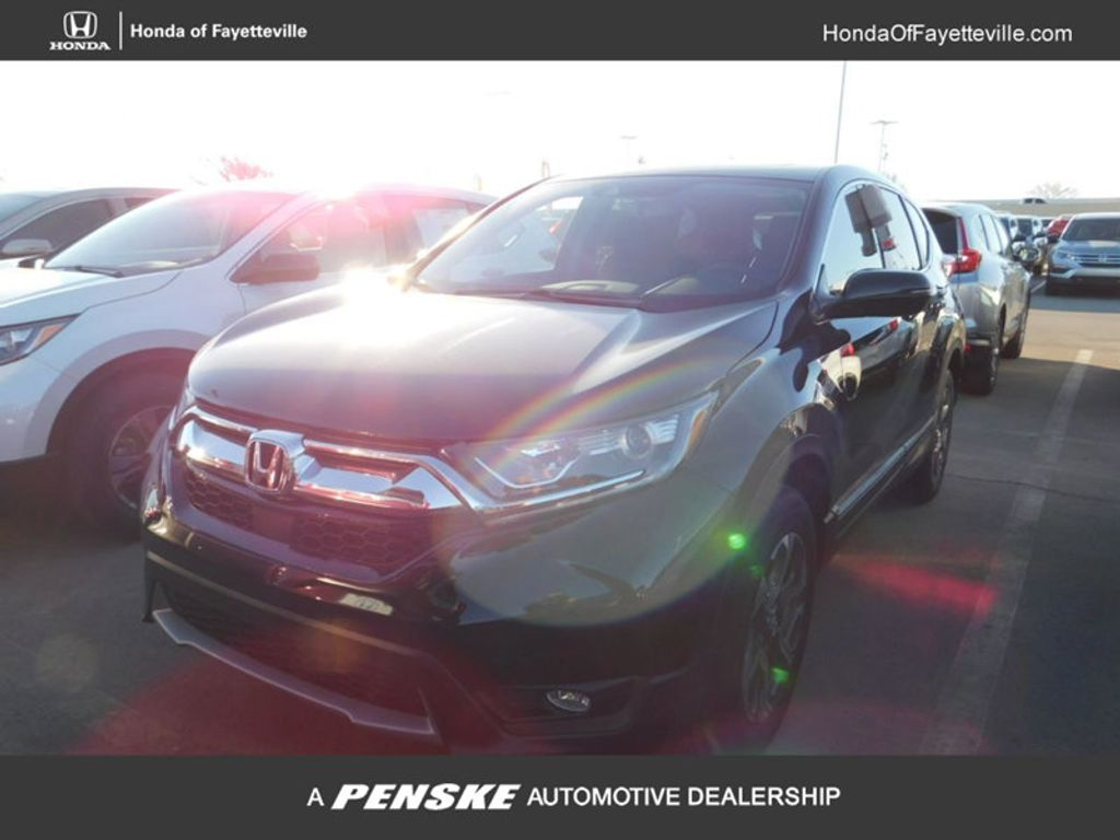 Dealer Video - 2018 Honda CR-V EX-L AWD - 17394480