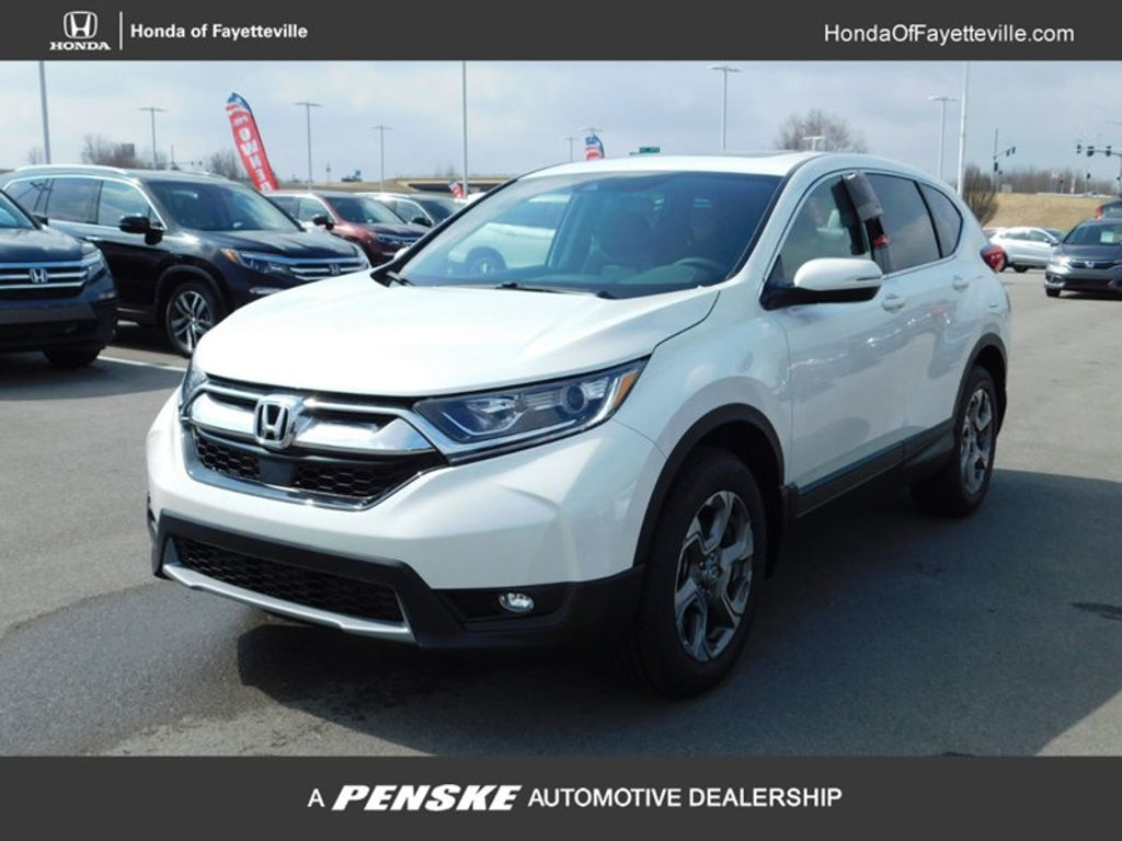 Dealer Video - 2018 Honda CR-V EX-L AWD - 17459236