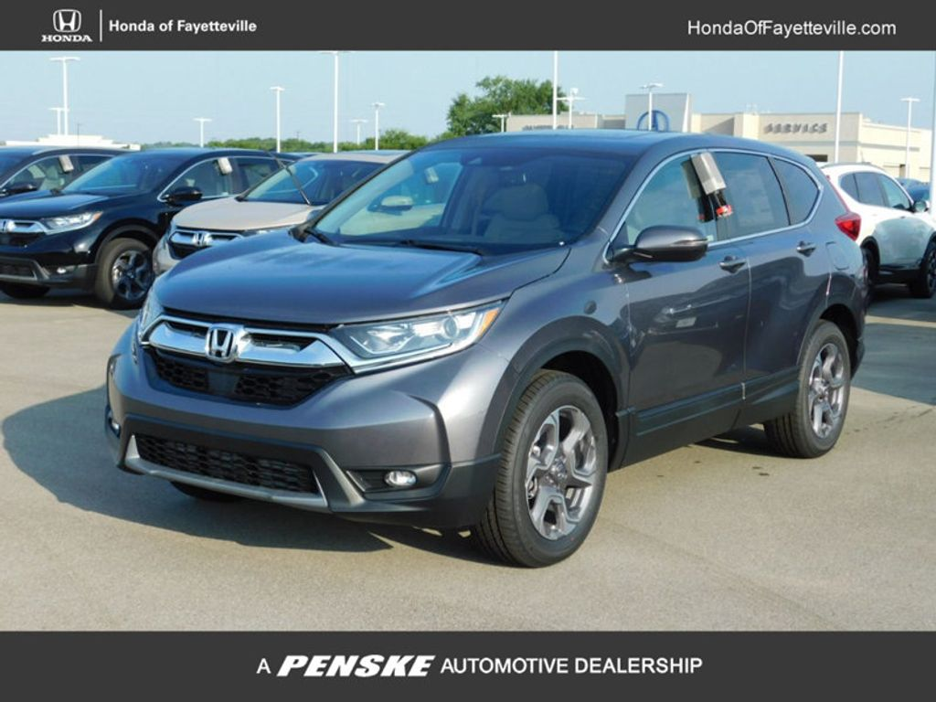 Dealer Video - 2018 Honda CR-V EX-L AWD - 17973289