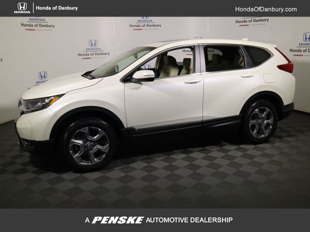 Dealer Video - 2018 Honda CR-V EX-L AWD w/Navi - 17113889