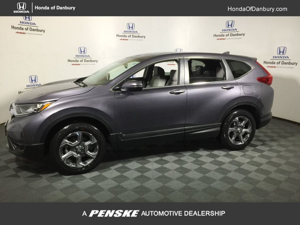 Dealer Video - 2018 Honda CR-V EX-L AWD w/Navi - 17229396
