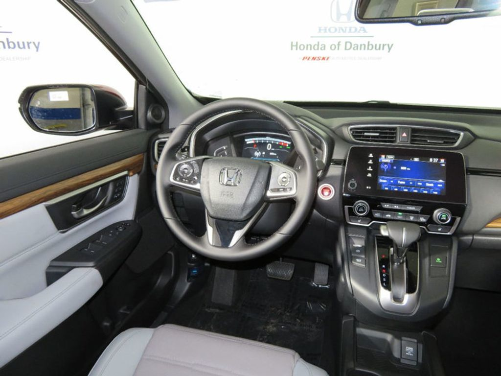 2018 New Honda Cr V Ex L Awd W Navi At Penske Tristate Serving