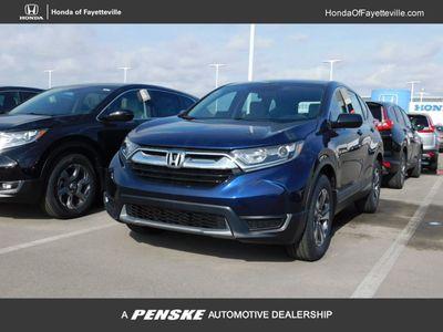 New 2018 Honda CR-V LX 2WD SUV