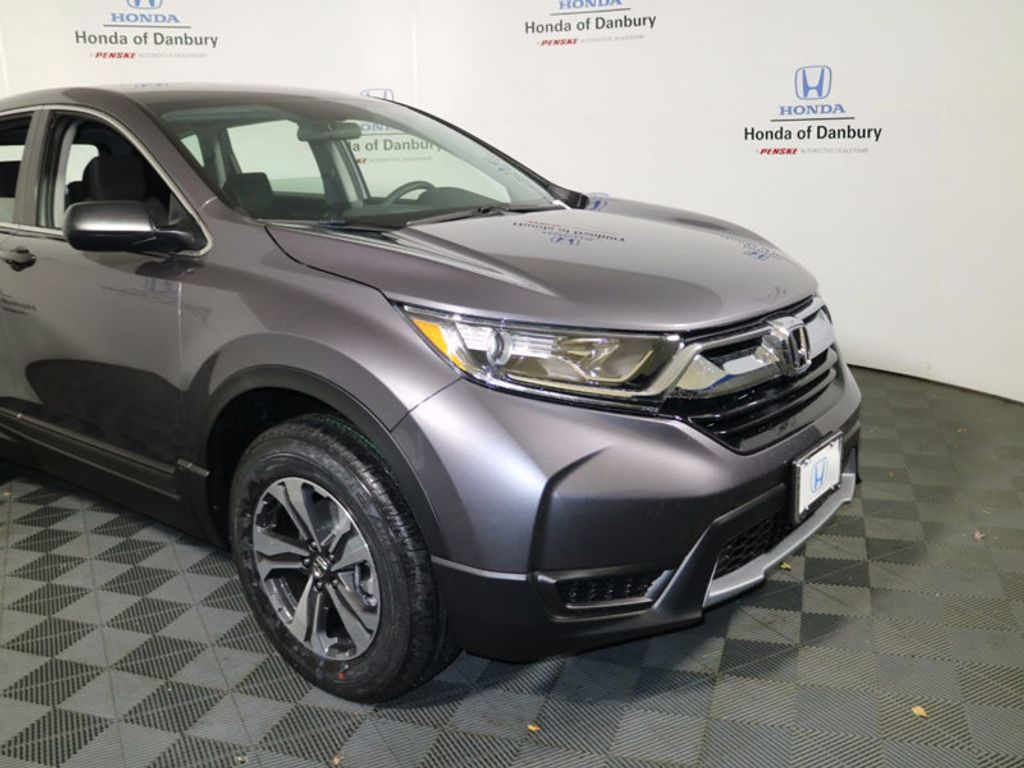2018 Honda CR-V LX AWD - 16999519 - 1