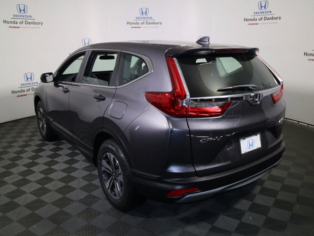 2018 Honda CR-V LX AWD - 16999519 - 4