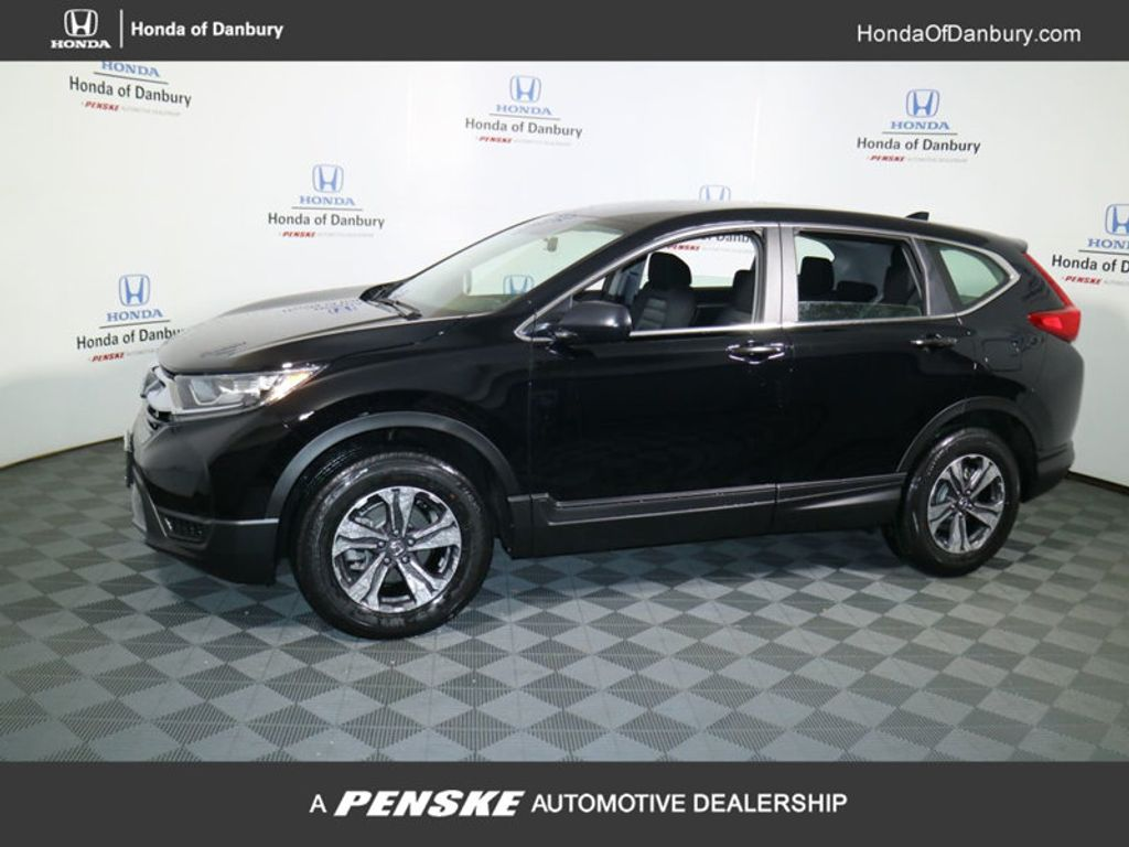 2018 Honda CR-V LX AWD - 17269267 - 0