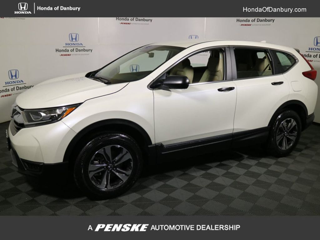 2018 Honda CR-V LX AWD - 17318275 - 0