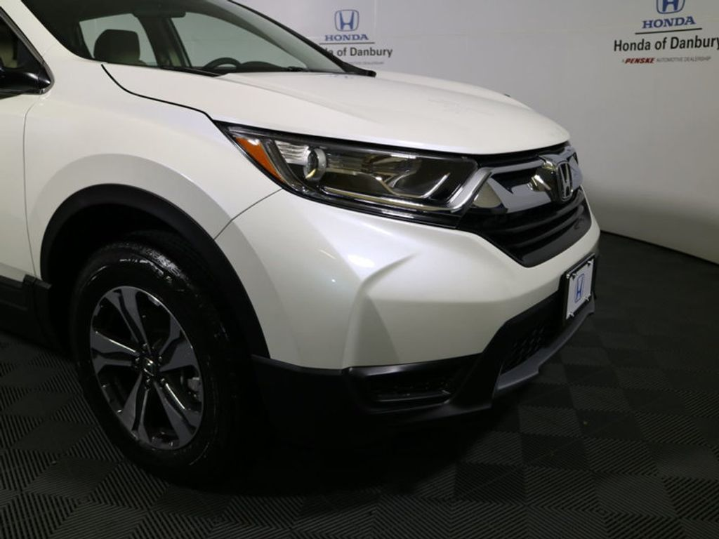 2018 Honda CR-V LX AWD - 17318275 - 1