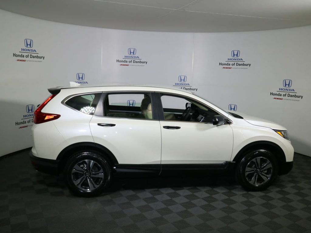 2018 Honda CR-V LX AWD - 17318275 - 4