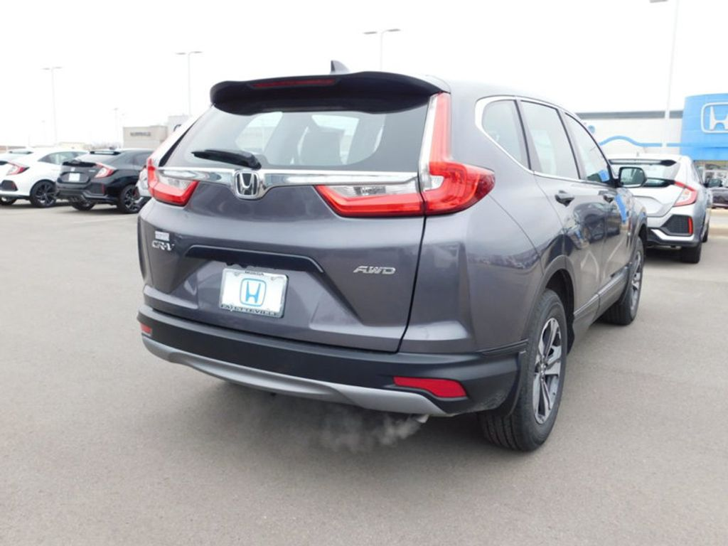 2018 Honda CR-V LX AWD - 17308328 - 2