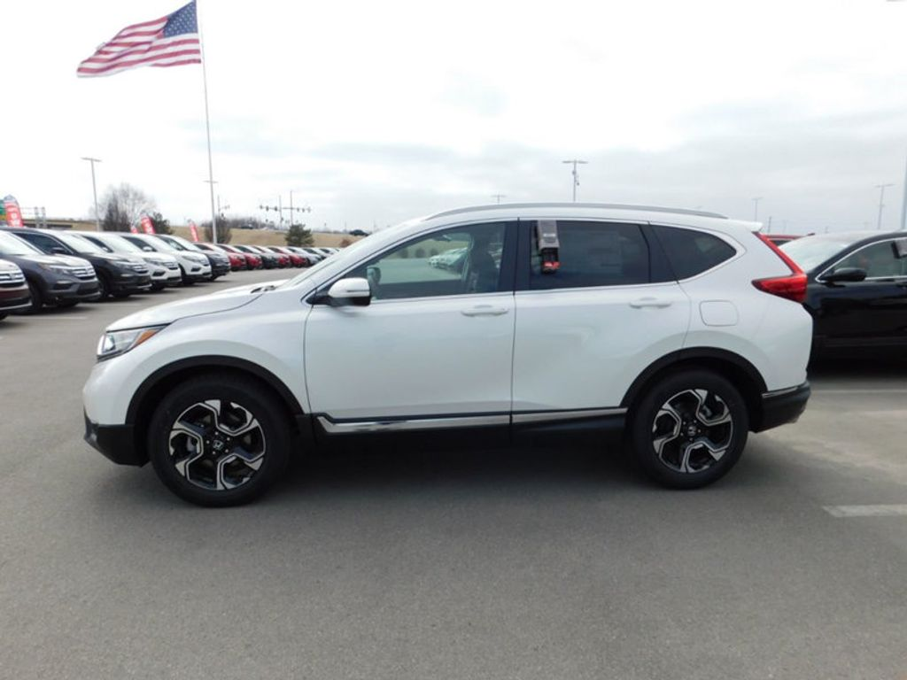 2018 Honda CR-V Touring 2WD - 17428792 - 1