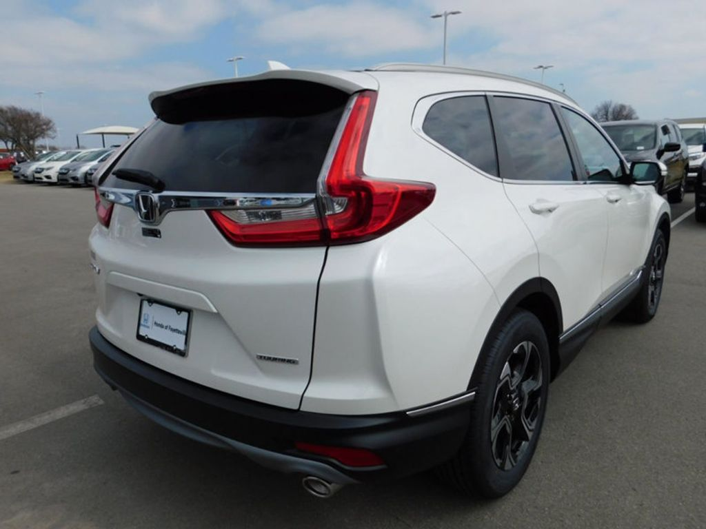 2018 Honda CR-V Touring 2WD - 17428792 - 2