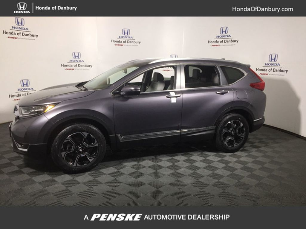 2018 Honda CR-V Touring AWD - 17314148 - 0