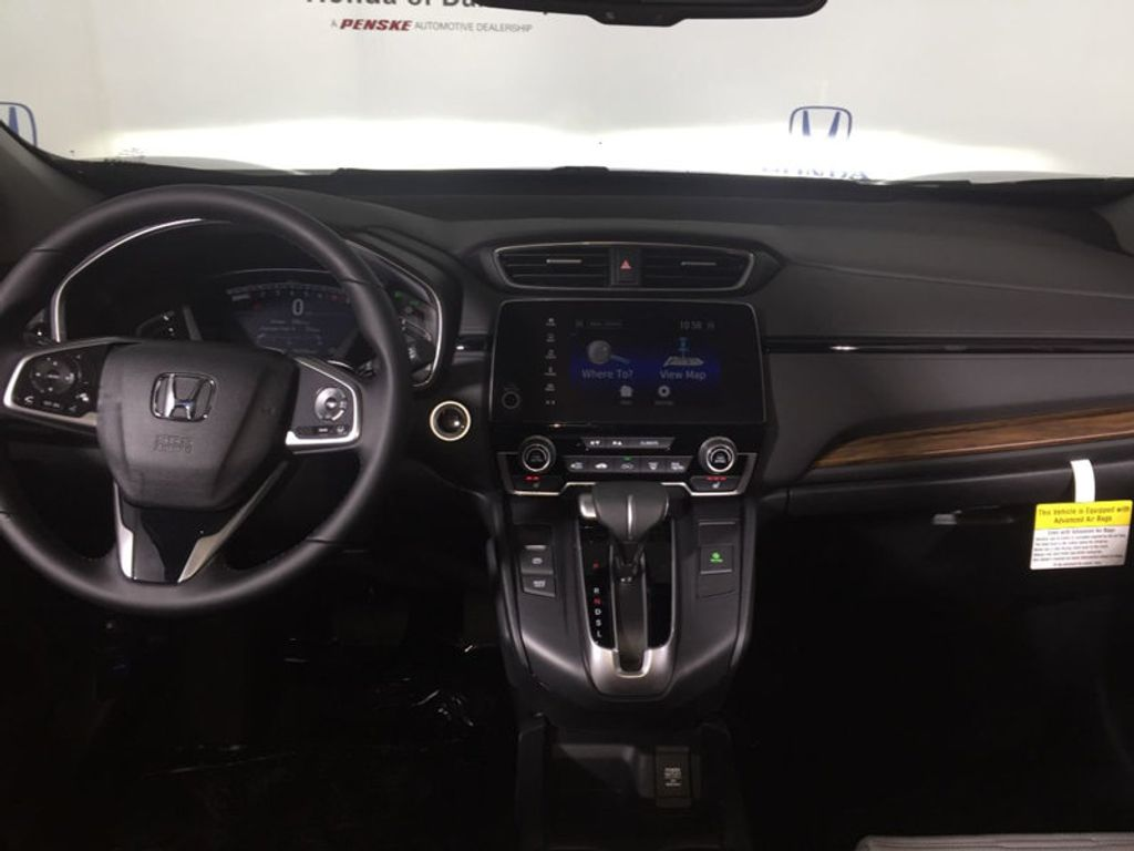 2018 Honda CR-V Touring AWD - 17314148 - 16