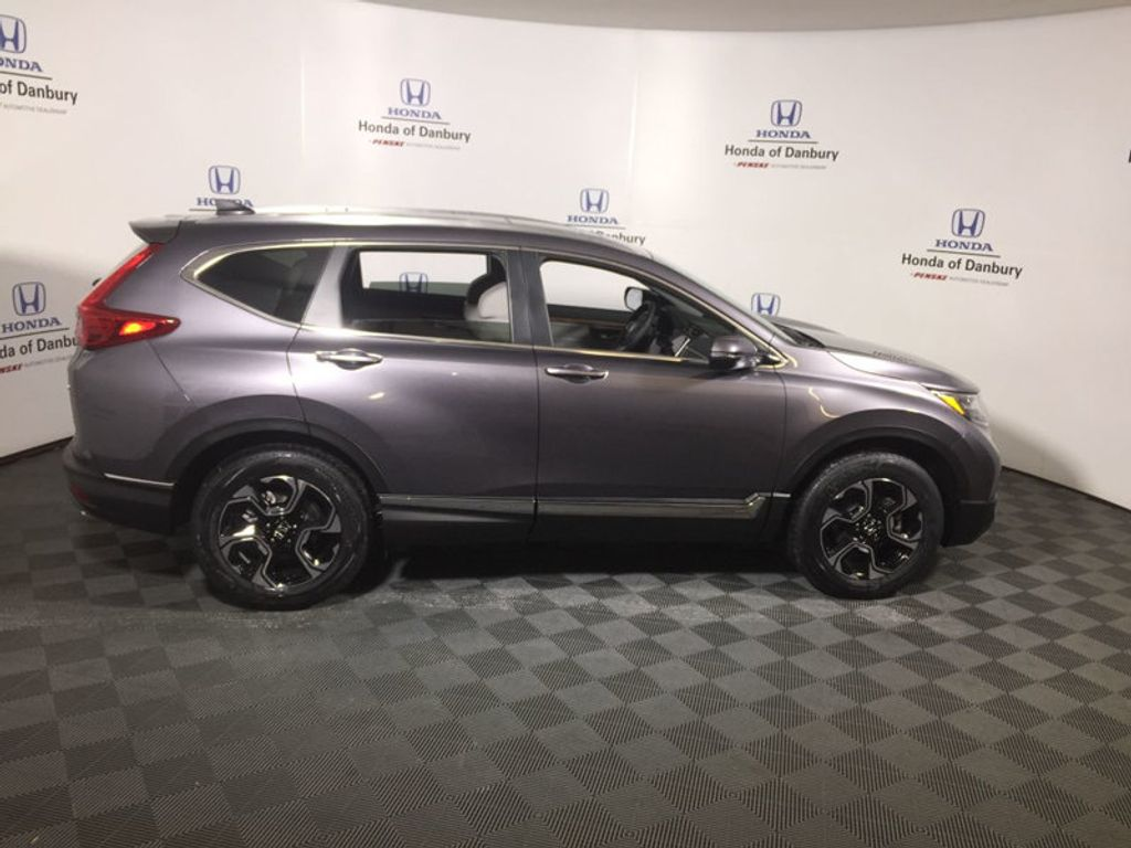 2018 Honda CR-V Touring AWD - 17314148 - 3