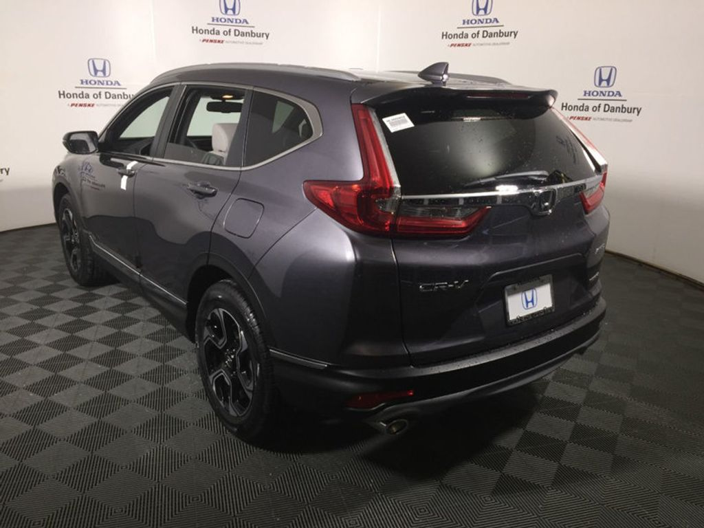 2018 Honda CR-V Touring AWD - 17314148 - 5