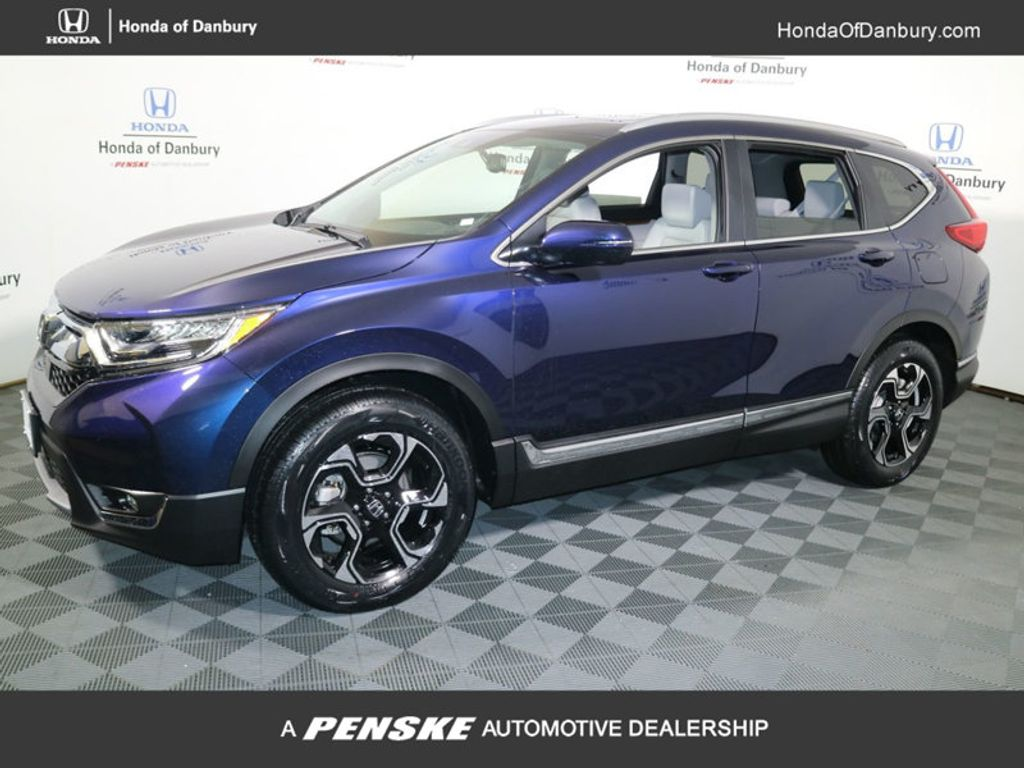 2018 Honda CR-V Touring AWD - 18219585 - 0