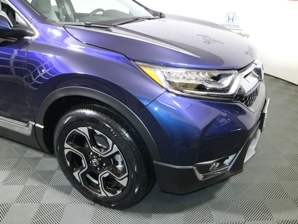 2018 Honda CR-V Touring AWD - 18219585 - 1