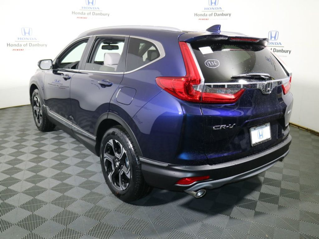 2018 Honda CR-V Touring AWD - 18219585 - 4