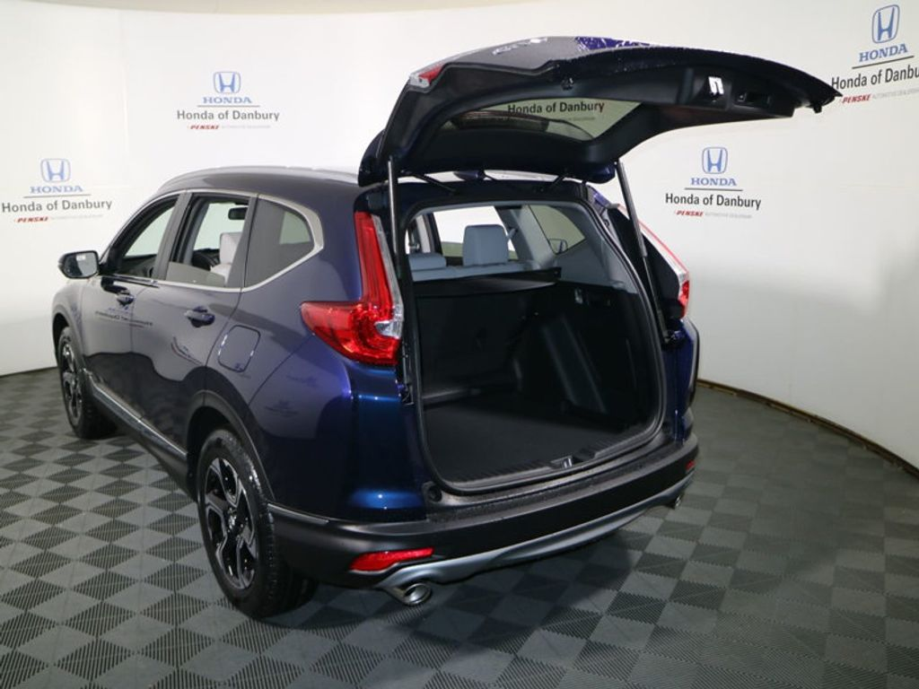 2018 Honda CR-V Touring AWD - 18219585 - 5